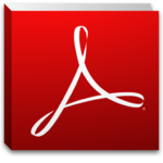 Adobe reader X עברית